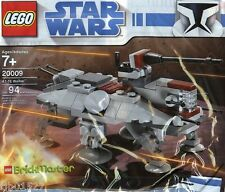 LEGO STAR WARS BRICKMASTER AT-TE WALKER 20009 POLYBAG NUOVO con confezione.
