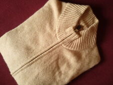 New  MADE IN ITALY 100% Cashmere  Men's  Cardigan Sweater Knitwear Polo