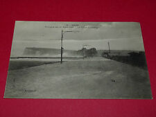 CPA CARTE POSTALE 1914  MERS-LES-BAINS SOMME 80 TEMPÊTE DU 10 MARS