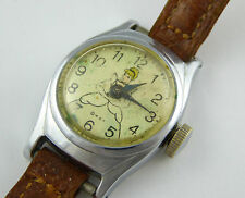 Vintage 1960s Timex Novelty Wrist Watch with Cinderella Dial Ladies Girls LAYBY