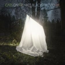 Cats on fire-all BLACKSHIRTS TO ME VINILE LP NUOVO