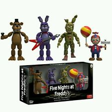 FNAF Five Nights at Freddy's 2-Inch Vinyl Figure Set #2 *IN HAND* & Free ship