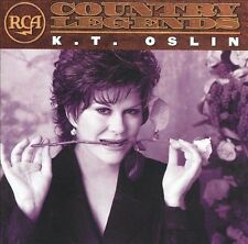 K.T. Oslin - Rca Country Legends [CD New]