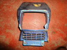Cagiva Elefant 750 1987 Front Headlight Surround Fairing , Used Motorcycle Part