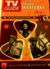 TV GUIDE The 50s GREATEST WESTERNS The Cisco Kid The Lone Ranger Roy Rogers Show