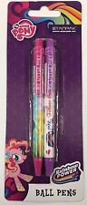 OFFICIAL MY LITTLE PONY | 2 BALL PENS
