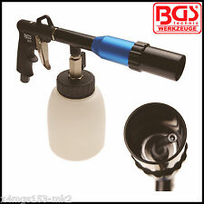 BGS - Air Twister Gun, For cleaning heavily soiled surfaces - Pro Range - 3277