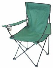 Chaise pliante yellowstone essential vert caravanes camping pêche jardin