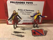 Prototype Test Shot Palisades Army of Darkness DUKE HENRY The RED w/ COA #X187