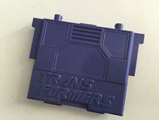 Transformers G2​ Parts 1991 THUNDERCLASH trailer door turbomaster EURO