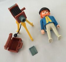 Playmobil Victorian Mansion Photographer