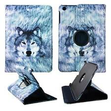 Tablet Snow Wolf For Apple For Apple Ipad MiniLeather Cover Case
