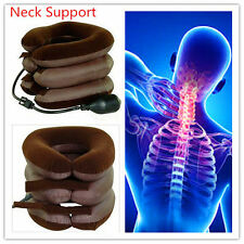 Medical Orthopedic air Neck brace apparatus Neck support  protect neck brace
