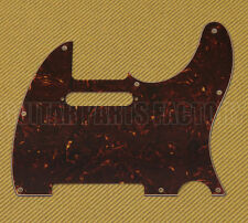 099-2152-000 Genuine Fender 8-Hole Tortoise Standard Telecaster Tele Pickguard