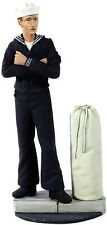 W Britain Soldiers 13007 US Navy Sailor In Blue Winter Service Dress No 2