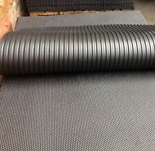 Heavy Duty Rubber Stable Matting 6ftx4ft 17mm Horse Mats  Hammer design