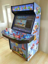 "40"" LED 4 Player Home Video Arcade Game MAME(TM) Can Play 1,000's Of Games"
