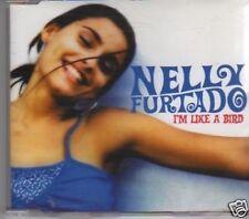 (296N) Nelly Furtado, I'm Like A Bird - 2001 DJ CD