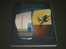 1945 FEBRUARY FORTUNE MAGAZINE - GREAT COVER & ADS - F 183
