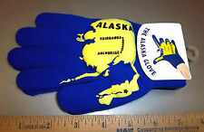 The Alaska Glove! designed by Alaskans - one size fits most -image on right hand