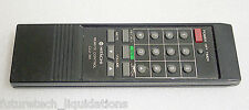 * GENUINE * HITACHI TV REMOTE CONTROL - CLU-201