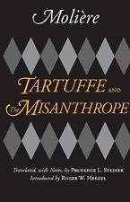 Tartuffe and the Misanthrope (Hackett Classics) by Moliere