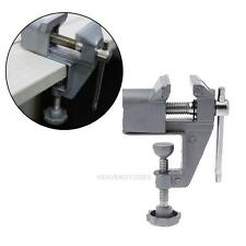 30mm Mini Table Vice Bench Clamp Screw Vise for DIY Craft Electric Drill Tool df