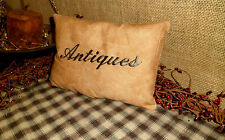 PRIMITIVE STYLE HAND MADE ANTIQUES PILLOW CUPBOARD TUCK COUNTRY FARMHOUSE DECOR
