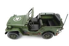 Blechauto Ami JEEP US Army 2.WK Modellauto