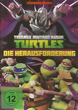DVD / TEENAGE MUTANT NINJA TURTLES - DIE HERAUSFORDERUNG