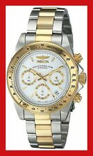 Invicta Men''s 9212 Chronograph Speedway Japanese Quartz Stainless Steel Watch