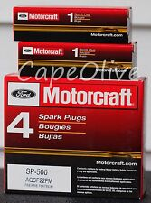 6 PCS – Motorcraft SP-500 Finewire Platinum Spark Plugs (AGSF22FM)