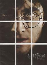 Harry Potter Deathly Hallows Part 2 - 9 Card Puzzle Chase Set #BP1-9