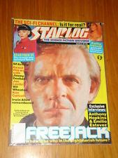 STARLOG #176 SCI-FI MAGAZINE MARCH 1992 FREEJACK STAR TREK VI KATHY IRELAND