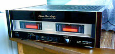 Pioneer M-90A 2x 200W Dual mono Reference amplifier -working,serviced