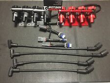Rx8 D585 Coil Kit Pnp With Spark Plug Wires