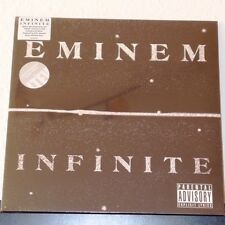 Eminem - Infinite / LP ltd (LETV311LP) clear