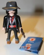 Playmobil Mystery figure- Series 5 - OUTLAW Gun Rifle Bad Guy Cowboy Western NEW