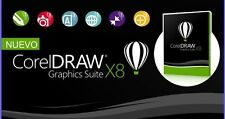 CORELDRAW X8 GRAPHICS SUITE Multilingual, download edition & Key