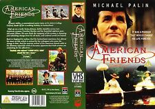 American Friends, Michael Palin Video Promo Sample Sleeve/Cover #14008