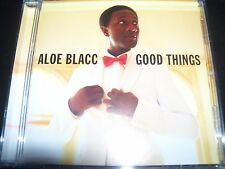 Aloe Blacc Good Things (I Need A Dollar)  (Australia) CD - Like New