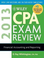 Wiley CPA Exam Review 2013, Financial Accounting and Reporting-ExLibrary