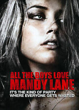 All The Boys Love Mandy Lane (2013) - Used - Dvd