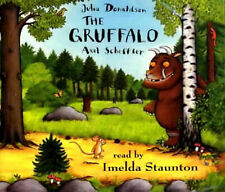 The Gruffalo by Julia Donaldson read by Imelda Staunton - Audio Book CD Kids