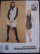 Mariot Chanet Vogue Attitudes International 1649 Uncut 1994 8-12 Rare Label