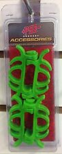 NEW PSE ARCHERY GREEN COLORED LIMB BANDS DAMPNERS FOR PSE BOW LIMB BAND
