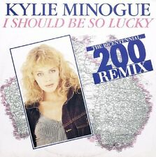 """Kylie I Should Be So Lucky (The Bicentennial 200 Remix) , (Instrumental) 12"""""""