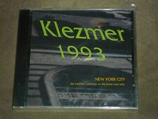 Klezmer 1993 - New York City seal John Zorn Frank London Matt Darriau Amy Denio