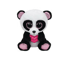 Ty Cutie Pie the Panda Black & White Beanie Boos Stuffed Animal Plush Toy