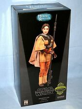 Star Wars Leia Boushh 12 inch Action Figure by Sideshow Collectibles New MIB